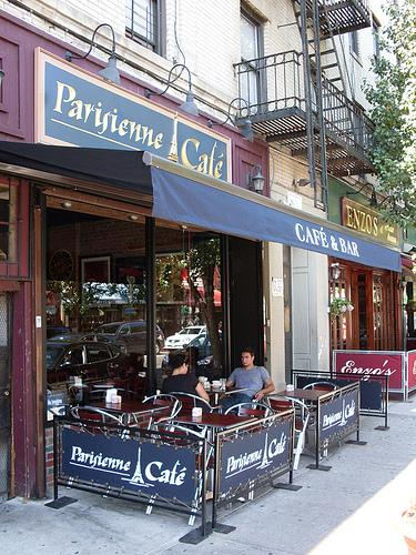 Parisienne Cafe 1