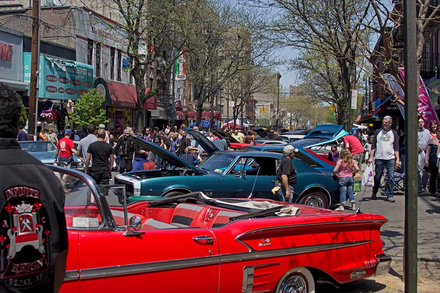 Bronx Little Italy Car Show