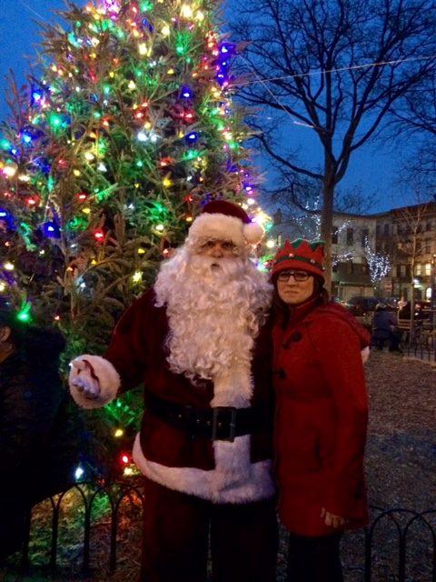 Bronx Little Italy Tree Lighting Ceremony