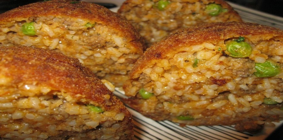 Arancine (Rice Balls)