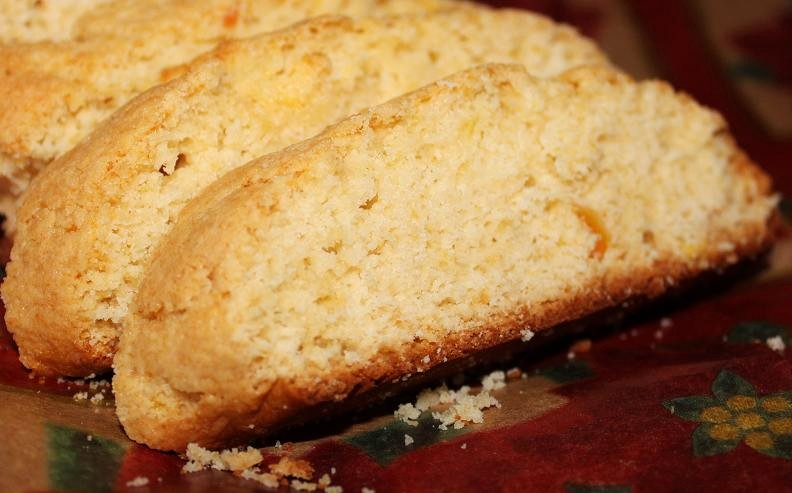 Anisette Biscuits