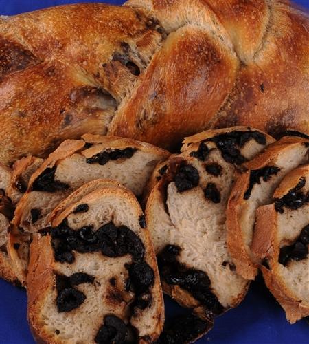 Olive Ciabatta from Madonia Bakery