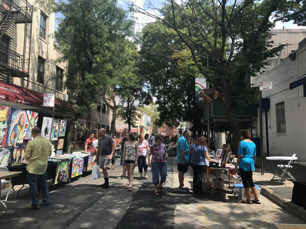 Bronx Little Italy 3rd Annual Art Show