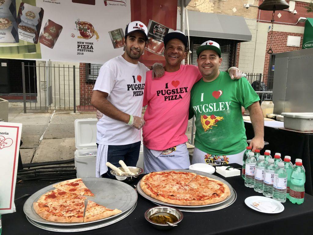 New York Pizza Festival 2018
