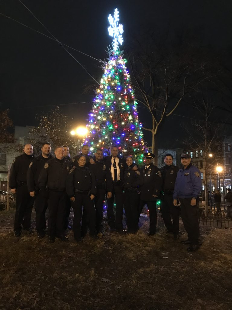 Tree Lighting Ceremony 2018