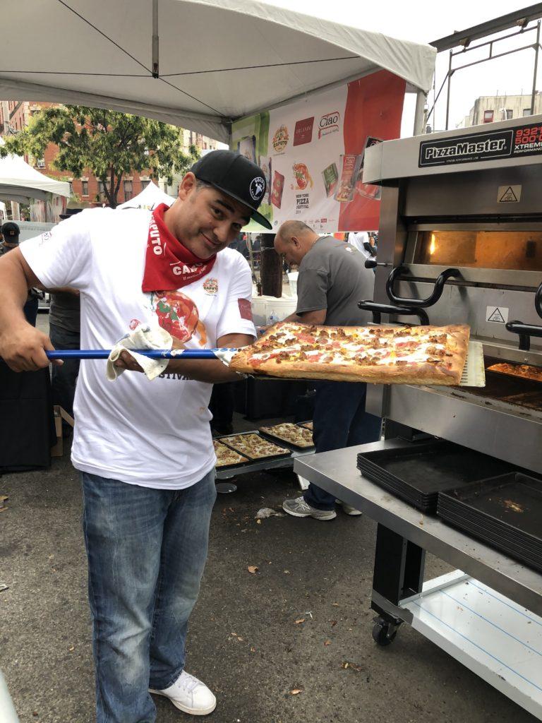 New York Pizza Festival 2019